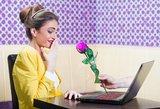 Internetinės pažintys: kiek meilės egzistuoja virtualioje realybėje?