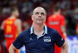 Argentinos rinktinės treneris: mes nepralaimėjome