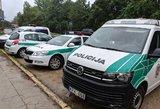 Vilniaus centre girtas su uniforma vaikščiojęs Kalėjimų departamento pareigūnas gavo baudą
