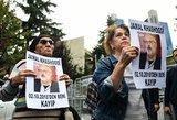 """Turkijos prezidentas skelbia žinąs """"nuogą tiesą"""" apie žurnalisto nužudymą"""