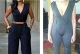 Nesėkmingas apsipirkimas internetu: išvydusi suknelę pakraupo