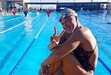 Plaukimo federacijos prezidentas: Rūtos Meilutytės praeities pasiekimus reikėtų užmiršti