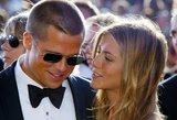 Buvusios Brado Pitto mylimosios: Holivudo aktorės ir dainininkės