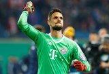 """""""Bayern"""" į kitą taurės varžybų etapą žengė po baudinių serijos"""