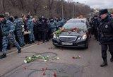 Atsisveikinimas su Borisu Nemcovu