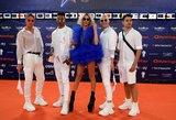"""Prasideda """"Eurovizija"""": atlikėjai žengia oranžiniu kilimu"""