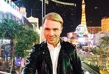 Manto Wizard įspūdžiai iš Las Vegaso: magijos mokykla ir net keturi pasirodymai