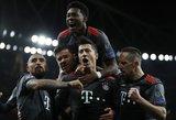 """Gynybinis futbolas, įvarčių fejerverkas, poros favoritas """"Juventus"""" ir būsimasis čempionas """"Bayern""""?"""