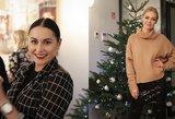 Žinomos moterys prieš Kalėdas susirūpino savo išvaizda