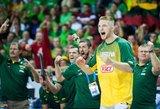 Lietuva pateko į pajėgiausią Europos čempionato atrankos burtų krepšelį