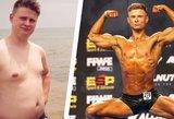 Vyras atsikratė 30 kilogramų: atskleidė, kaip pavyko