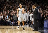 """""""Spurs"""" veterano tritaškis išplėšė pergalę prieš NBA lyderius"""