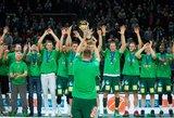 """Kauno """"Žalgiris"""" – LKF Didžiosios taurės čempionas!"""