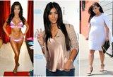 Kardashian pokyčiai bėgant metams: sunku patikėti, kad tai – tas pats žmogus