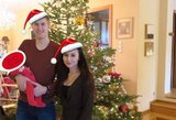 Atlikėja Vasha apie pirmas Kalėdas trise: trūko šeimos