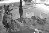 Jauno kauniečio nužudymas užfiksuotas filmuotoje medžiagoje – vaizdai gali šokiruoti