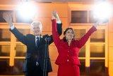 Rinkimus laimėjęs Nausėda: aš būsiu kitoks nei Grybauskaitė