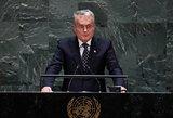 Pasaulinis Holokausto forumas Jeruzalėje laukia atvykstant prezidento G. Nausėdos