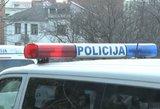 Įžūlus vagišius Vilniuje: darbuotojų akivaizdoje pavogė tris daiktus