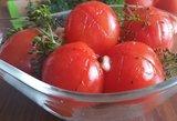 Pomidorus sausai užraugsite per 5 minutes: šis būdas populiariausias
