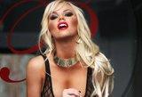 """Prieš ilgus mėnesius kalėjime """"Playboy"""" modelis C. Shannon paskutinį kartą viešai nusimetė drabužėlius"""