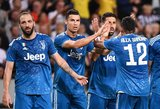 """Į Azijos rinką taikantys """"Juventus"""" nori ankstesnių rungtynių laikų Italijos pirmenybėse"""