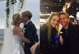 Neseniai ištekėjusiai Daniūtei – nemalonumai: žada tuoktis dar kartą