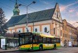 Kaunas atsinaujina: perka 85 naujus troleibusus