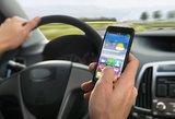 """""""Google"""" naujiena: pasas ir vairuotojo pažymėjimas telefone"""