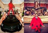 """Dan Bilzeriano konkurentas: """"Instagram karalius"""" savo žmoną vedžioja kaip šunį"""