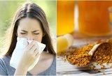 Į maistą įdėkite šių prieskonių: peršalimo požymius pamiršite