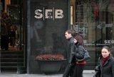 """SEB – stipriausių pasaulio bankų dešimtuke, skelbia """"Bloomberg Markets"""""""
