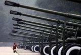 Karo pramonė: šalys kurios daugiausiai parduoda ir perka ginklų