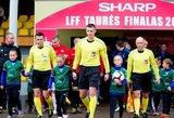 LFF taurės finalas teisėjų akimis