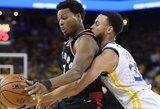 """Vienas lauke ne karys: """"Raptors"""" – per dvižingsnį nuo išsvajoto triumfo NBA"""