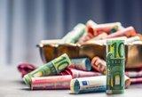 Ekonomistai: akcijų kritimas pasaulio biržose neturėtų paveikti Lietuvos