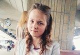 Vaikų namuose augusi Evelina prašo pagalbos: padėkite man įsikurti!