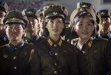 Pavojingas V. Putino žaidimas Šiaurės Korėjoje