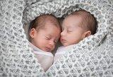 Dvynukų susilaukusiems tėvams – geros žinios iš Seimo