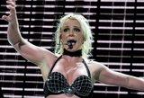 B. Spears – žiaurūs kritikos kirčiai: už šią klaidą gerbėjai jai neatleis