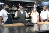 """""""La maistas"""" laidoje – odė obuoliams: virtuvės šefai nustebins net išrankiausius"""