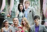 Bosų šeima parodė, kaip atrodė prieš 8 metus: gerbėjai negaili pagyrų