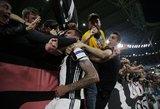"""""""Juventus"""" užtikrintai žengė į finalą"""