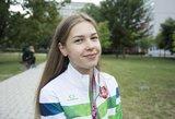 Jaunimo festivalyje nustebinusi plaukikė Kotryna: iki šiol lygiuojuosi į Rūtą Meilutytę