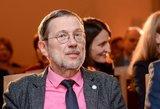 Liudas Mažylis dalyvaus rinkimuose į Europos parlamentą