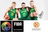Įtakos karai Europos krepšinyje: rinktinės liks be NBA ir Eurolygos žaidėjų?
