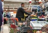 Palygino maisto kainas Lietuvos parduotuvėse: spalį ir lapkritį kainos dar kils