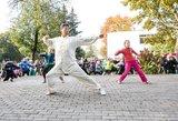 Kai kurios sostinės švietimo įstaigos vaikus skatina sportuoti kitaip