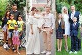 Šios šeimos – pavyzdys kiekvienam: gyvenimai, kurie primena pasaką