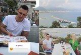 N. Bunkė – šokiruota: atostogos su mylimuoju Turkijoje paliko be žado